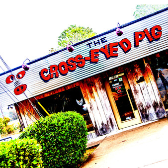 Cross-Eyed Pig is a  BBQ restaurant located in Little Rock, Arkansas.