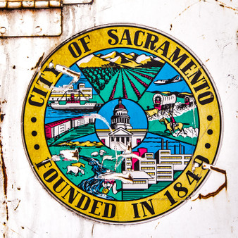 City of Sacramento Sign