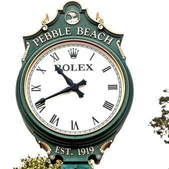 Pebble Beach Clock Tower