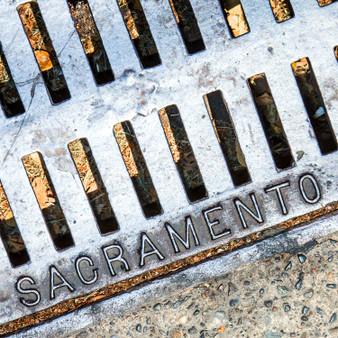 Sacramento Manhole