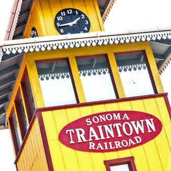 Sonoma Train Town Railroad
