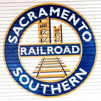 Sacramento Railroad Logo