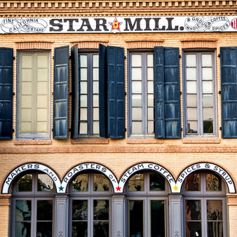 Old Sacramento Star Mill Building