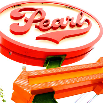 Pearl Brewery can be found just outside of San Antonio and is recognized as a top culinary and cultural destination. Therefore, it's not quite a coincidence when learning that this Pearl site is home to The Culinary Institute of America – San Antonio. Known for its shops and notable office tenants like the San Antonio Hispanic Chamber, it's safe to say Pearl is more than an eating destination. In fact, they even host the weekly farmers' market!