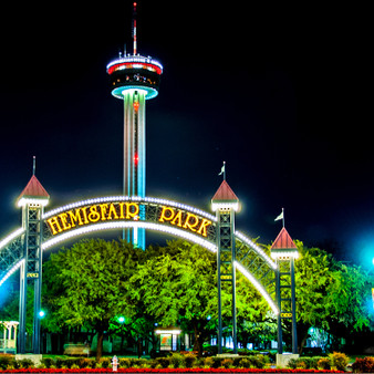 Hemisfair Park is an iconic park housing the Tower of the Americas, Institute of Texan Cultures, fountains & a playground. As the ultimate guide to fun, board members in charge of this park allow adults to bring wine and beer in order to successfully relax in the sun.