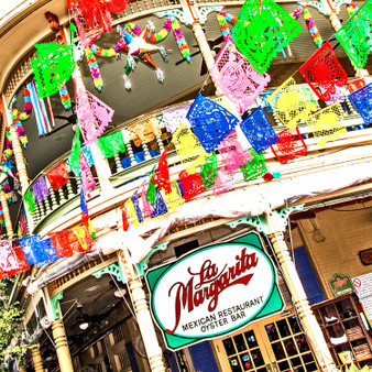 This mariachi bar is a festive place to celebrate the tradition of music that has filled the historic Market Square for decades. As an eatery with sizzling fajitas, seafood, margaritas, and patio dining.