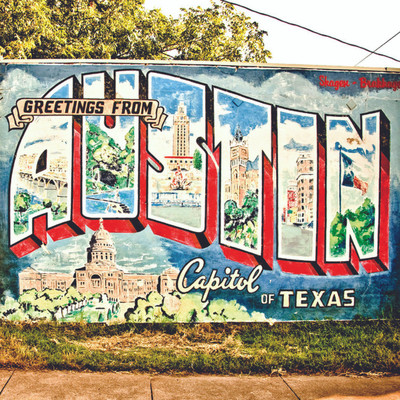 Popular Austin, TX Murals (And Where To Find Them!)