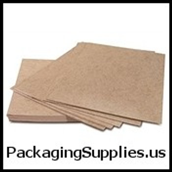 "Chipboard Pads 16 x 16"" 22 pt. Chipboard Pad (350 case) BSCP1616"