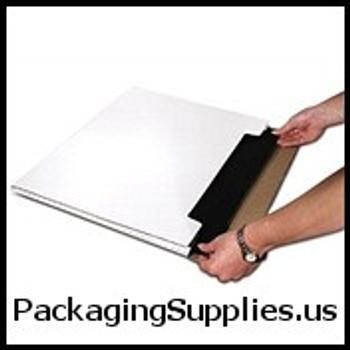"Jumbo Fold-Over Mailers 36 x 24 x 1"" Jumbo Fold-Over Mailer BSM36241"