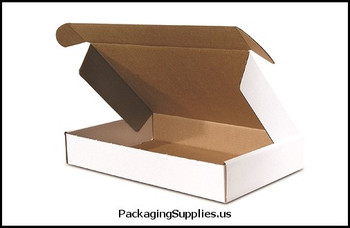 "Front Lock Deluxe Literature Mailers 9 x 6 1 4 x 4"" Front Lock Deluxe Literature Mailer BSMFL964"
