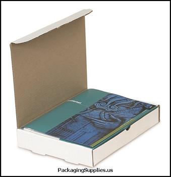 "Protective Literature Mailers 7 1 2 x 7 x 3 1 4"" Protective Literature Mailer BSMIBM1M"