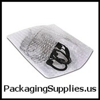 "Flush Cut Bubble Pouches 8 x 11"" 3 16"" Flush Cut Bubble Pouches (350 case) CBOB811F"