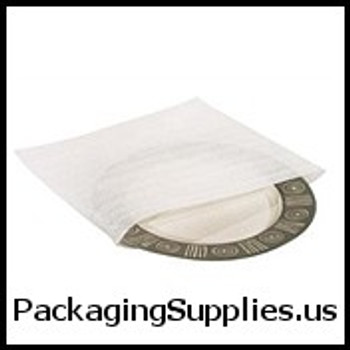 "Foam Pouches 5 x 5"" 1 8"" Flush Cut Foam Pouches (500 case) CFP55"