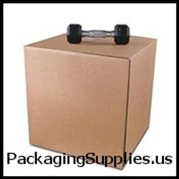 Boxes 6 x 6 x 6 275#   44 ECT Heavy Duty 25 bdl.  1500 bale BS060606HD