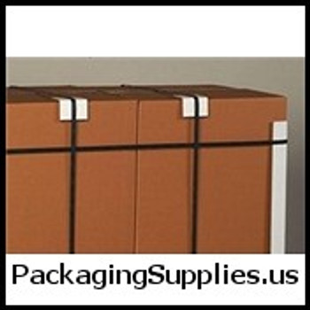 Strapping Protectors 2 x 4 x 4 160 Strap Guards (500 case) VBDSP244160