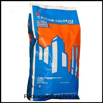 Ice Melt & OIL DRI XYNYTH Calcium Chloride Ice Melt (50# bag) 994215