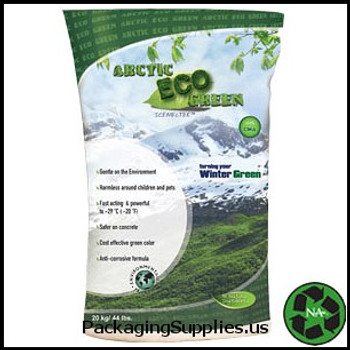 Ice Melt & OIL DRI Arctic Eco Green™ Ice Melt (44# bag) 969104