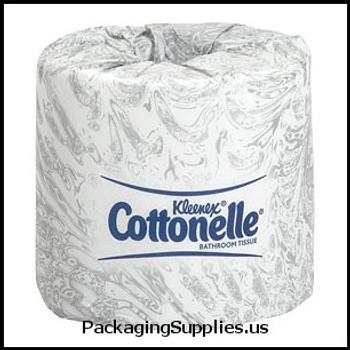 Roll Towels, Toilet Tissue & Kleenex Kleenex® Cottonelle® 2-Ply Bath Tissue - 451 Sheets Roll (60 rolls cs) (MFG# 17713) 881611