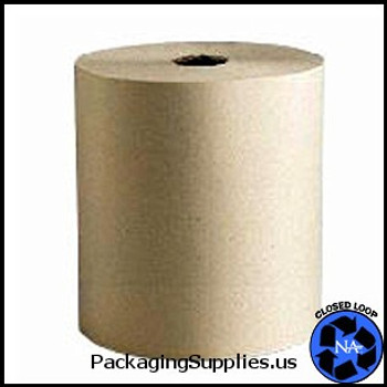 Roll Towels, Toilet Tissue & Kleenex Classic™ Natural Hardwound Roll Towel 899599