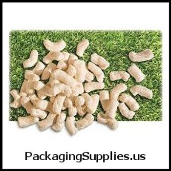 PakNatural™ Biodegradable Loose Fill 20 Cubic Ft. Bag PakNatural™ Biodegradable Loose Fill C20BNUTS