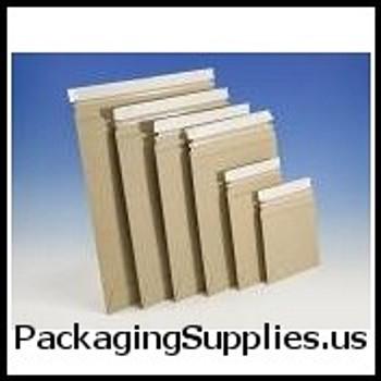 "Stayflats® Plus Kraft Top-Loading Self-Seal Mailer 12 3 4 x 15"" #4 PSK Kraft Top-Loading Self-Seal Stayflats® Plus Mailer (100 Case) ENVRM4PSKSS"