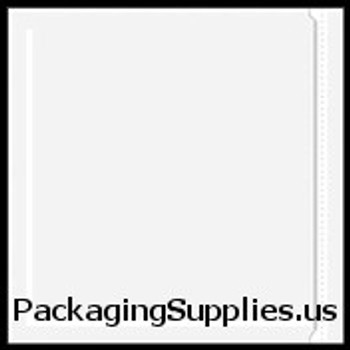 """Resealable Zippered Clear Face Document Envelopes 6 x 6"""" Clear Face Document Envelope — Resealable Zipper (1000 case) ENVLNP66"""
