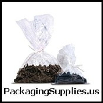 "Flat Poly Bags, 1 Mil 6 x 12"" 1 Mil Flat Poly Bag (1000 Case) PB2270"