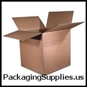 "Boxes 9 x 9 x 9 Multi-Depth 7, 5"" 200#   32 ECT 25 bdl.  500 bale BS090909MD"
