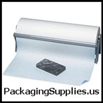 "Butcher Paper 18"" 40# White Butcher Paper Roll PBP1840W"