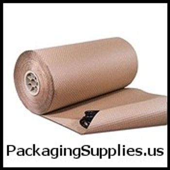 "Indented Kraft Paper Sheets 24 x 36"" 60# Indented Kraft Paper Sheets (25# Bundle) PIKP2436"