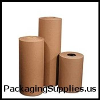 "Kraft Paper Rolls 24"" 50# Kraft Paper Roll PKP2450"