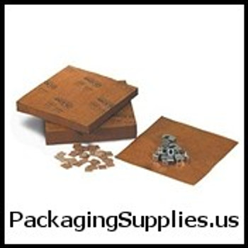 "VCI Sheets & Chips 6 x 6"" VCI Sheets (1000 case) PVCIS66"