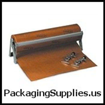 "VCI Waxed Rolls 48"" x 200 yds. VCI Waxed Roll (1 roll case) PVCI48WAX"