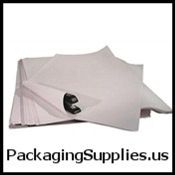 "Newsprint Sheets 24 x 36"" 30# Tri-Folded Poly Wrapped Newsprint Sheets (25 lbs   bundle) PNP243025"