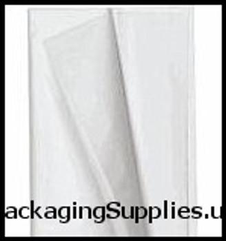 """Tissue Paper 20 x 30"""" #4 White Tissue Paper (Bulk Pack) #MF PTP22030"""