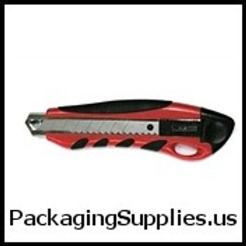 Utility Knives EP-140 Standard Break Away Blade w  Rubberized Grip (24 case) EP140