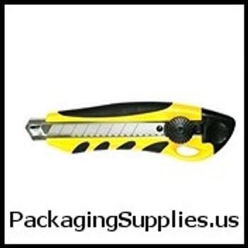 Utility Knives EP-180 Heavy Duty Break Away Blade w  Rubberized Grip (24 case) EP180