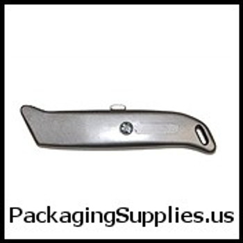 Utility Knives EP-200 Heavy Duty Metal Utility Knife - Retractable Blade (12 case) EP200