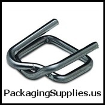 "Poly Strapping Buckles 1 2"" Wire Poly Strapping Buckles #8PG0500B   #SB12SD SPSPS12BUCK"