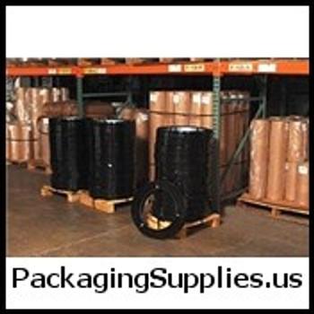 "Standard Grade Steel Strapping 5 8"" x 2255` 023 Standard Grade Steel Strapping SSS58023"