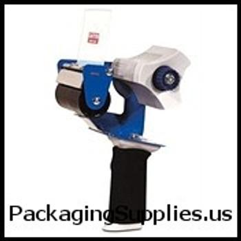 "Pistol Grip Tape Dispensers 3"" #MN3FH Comfort Grip Pistol Grip Tape Dispenser TDCG3"