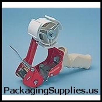 """Pistol Grip Tape Dispensers 2"""" #EX-2 Heavy-Duty Safety Seal Pistol Grip Tape Dispenser TDHD2"""