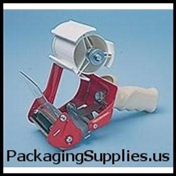 """Pistol Grip Tape Dispensers 3"""" #EX3 Heavy-Duty Safety Seal Pistol Grip Tape Dispenser TDHD3"""