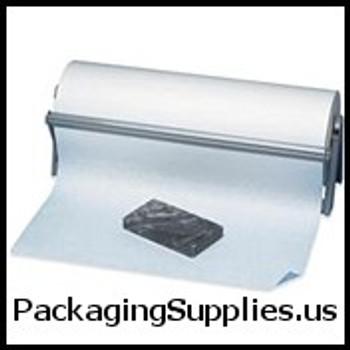 "Butcher Paper 15"" 40# White Butcher Paper Roll PBP1540W"
