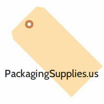 "10 Pt. Manila Shipping Tags - Unwired|#1 2 3/4"" x 1 3/8"" 10 Pt. Manila Shipping Tags - Unwired (1000/case) #P11491