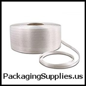 "Poly Cord Strapping 1 2"" x 3,900` 680# Poly Cord Strapping (4 coils cs) #PC4060   AZCORD40-QS40 SPSPSC126"