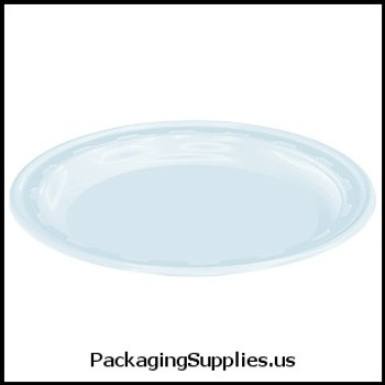"Kitchen Products: Cups, Forks, Knives, Plates, Spoons Dart® Famous Service® 9"" Plastic Plates (500 cs) (MFG# 9PWF) 728618"