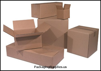 Boxes 16 x 12 x 12 200#   32 ECT 25 bdl.  250 bale BS161212
