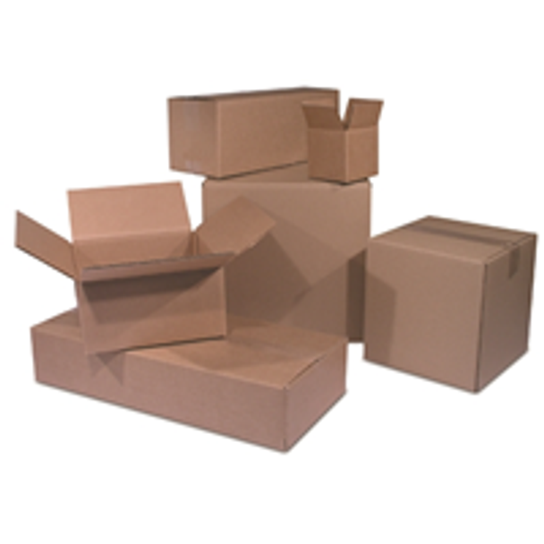 Stock Boxes|6 x 4 x 4 200# / 32 ECT 25 bdl./ 2000 bale|BS060404
