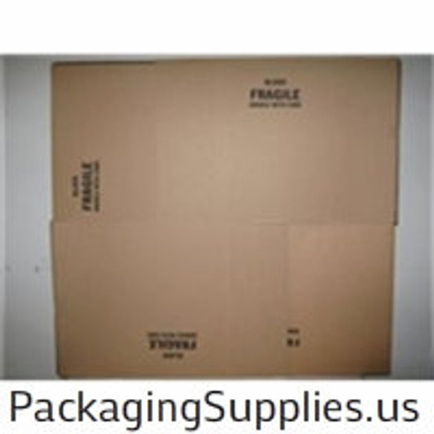 BS40604PCMB  Mirror-Artwork Moving Boxes 40 x 60 x 3 1/2